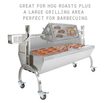 KuKoo Hog Roast Machine